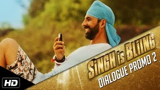 Singh Is Bliing - Dialogue Promo 2