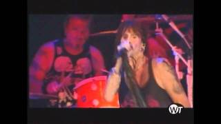 Baby please don't go Aerosmith live in yokohama 2004