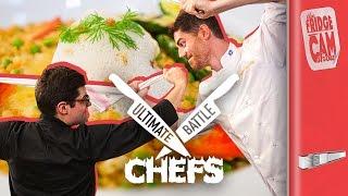 THE ULTIMATE CHEF VS. CHEF BATTLE pt. 2 | FridgeCam