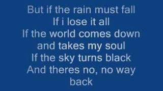 If The Rain Must Fall-James Morrison