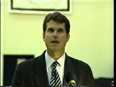Sample video for Jim Harbaugh