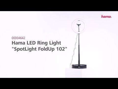 00004642 hama spotlight foldup 102