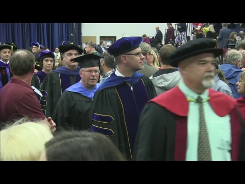 2018 Concordia University Spring Commencement
