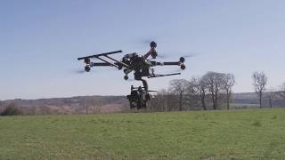 Heavy Lift Drone - Sony Venice 6K Camera