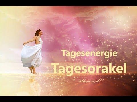 Tagesorakel Donnerstag  20.12.2018 -  Motto Träume-Uriel (видео)