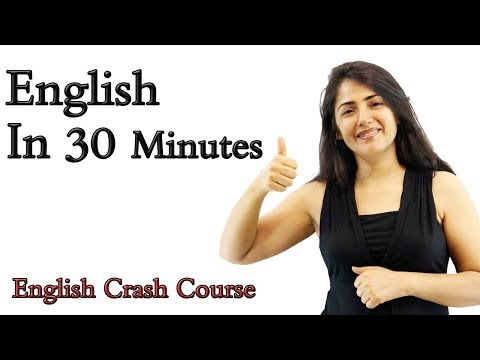 English  Speaking Course For Beginners (in hindi)