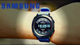 Samsung Gear Sport Hands on Review - The New Best Sports Smartwatch 2017?