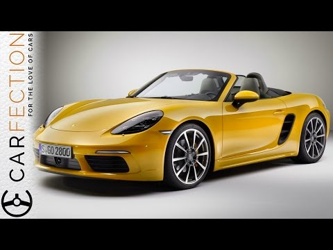 Porsche 718 Boxster S: New Name, Still Awesome - Carfection