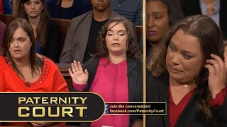 """Man Responded to Pregnancy News With """"Oh Boy"""" (Full Episode)   Paternity Court"""