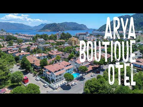 Arya Boutique Otel Marmaris