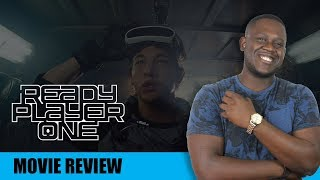 """Reaction to \""""Ready Player One\"""" 