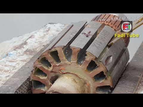 تنظيف البوبين قص الملفات القديمه واخذ  المعلومات قناة فادي التعليمية