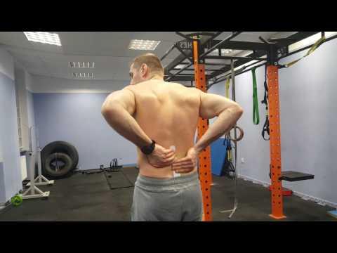 Terapia ruchowa w osteochondroza