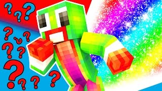 WORLD'S BIGGEST RAINBOW MINECRAFT WORLD! - YouTube