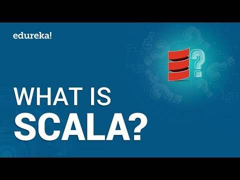 What is Scala?   Apache Spark Training   Edureka