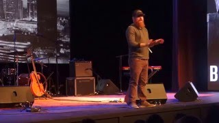 Marc Broussard sings Donnie Hathaway's For All We Know