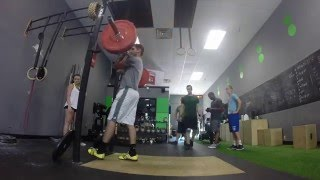 Hardwork + Good times = Dogwood Crossfit