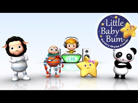 If You're Happy aAnd You Know It | Little Baby Bum | Nursery Rhymes for Babies | Videos for Kids