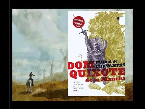 Dom Quixote de la Mancha * Degustação Literária/Dicas do Zé
