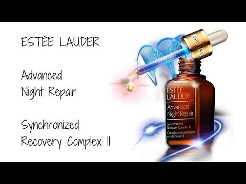 RESEÑA ESTÉE LAUDER ADVANCED NIGHT REPAIR SYNCHRONIZED RECOVERY COMPLEX | MARIEBELLE