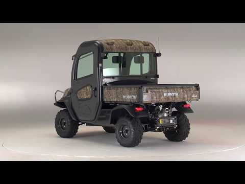 2019 Kubota RTV-X1100C in Lexington, North Carolina - Video 1