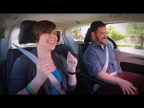 Погледнете ги реакциите на луѓе кои прв пат се возат со бeспилотните возила на Google