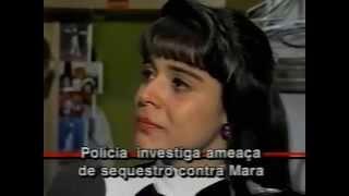A Fazenda 8 - Relembrando o Drama de Mara no sbt em 1993