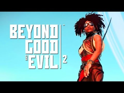 Beyond Good and Evil 2: Staff Combat & Ship Maneuvers Gameplay Demo (Official)