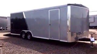 Sale!  New 2016 Pace 8.5x24 Cargosport Enclosed Trailer for sale. Colorado Trailers Inc.