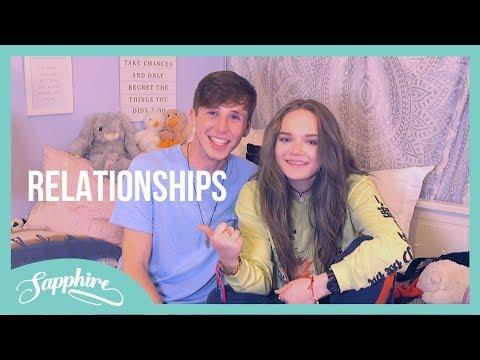 Relationships Sapphire Teen Talk