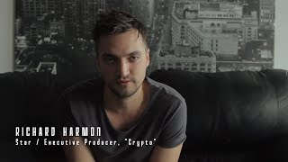 Richard Harmon - Un message pour financer Crypto