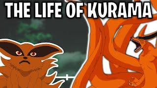 The Life Of Kurama: The Nine-Tailed Demon Fox (Naruto)