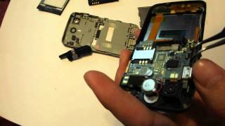 LG GT400 Disassembly & Assembly - Digitizer, Screen & Case Replacement Repair