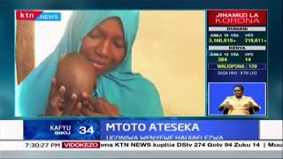 Mtoto aathirika huko Garissa baada ya kuugua maradhi ya ajabu yasiojulikana
