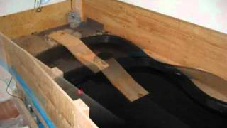 DIY custom canopy for 55 gallon turtle and tiger oscar