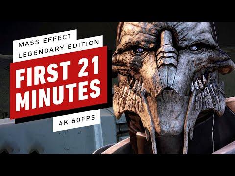 Gameplay de Mass Effect Legendary Edition