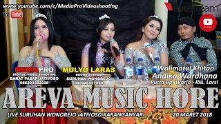 LIVE AREVA MUSIC HORE / KHITAN ANDIKA WARDANA / MLS SOUND SYSTEM - MEDIAPRO VIDEO