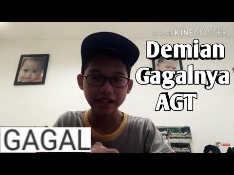 Demian Gagalnya di AGT (видео)