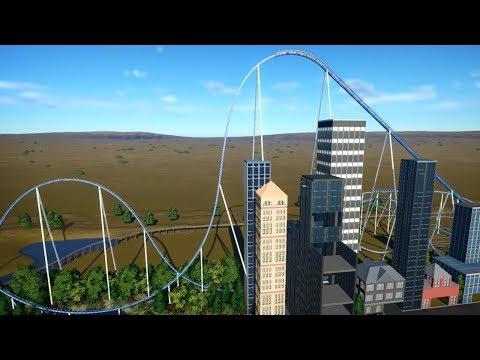 Let's Play Planet Coaster - Globe Explorer Episode 14 - New York Area
