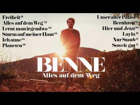 BENNE - Alles auf dem Weg (Albumplayer)