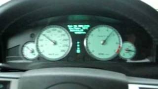 preview picture of video 'Chrysler 300C SRT8 with CAI (Mopar Cold Air Intake) - in cabine'
