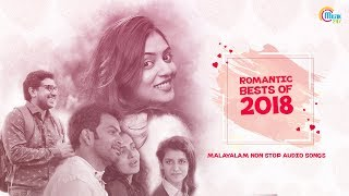 Romantic Hits of 2018 Malayalam | Nonstop Love songs | Romantic songs playlist 2018 | Official
