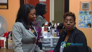 How to open a Salon with Bad Credit