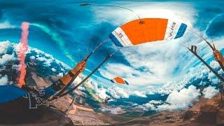 Skydiving in 360°   Virtual Reality in 4K