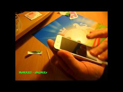 Samsung Galaxy Core 2 Duos SM G355H ▶️ ЗАКАЛЕННОЕ СТЕКЛО