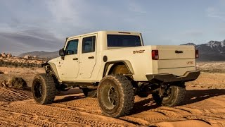 Starwood Bandit / 7.0L Supercharged Jeep Wrangler / Wrangler Truck