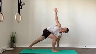 The Yoga Workout Aug 4, 2020