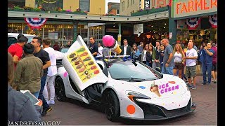 World's First Ice Cream Truck Supercar
