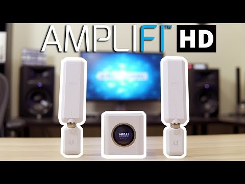 Ubiquiti Amplifi HD Review – Is It The Best Wifi Router?