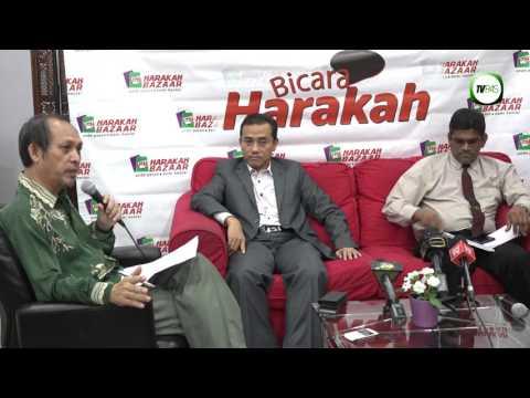 Rakaman PENUH Bicara Harakah 2 Feb 2017: RUU 355